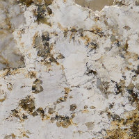 Frozen - Gray, White. Gold | Arizona Countertops