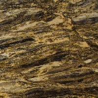 Giallo Noir - Brown, Gold | Arizona Countertops