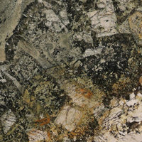 Spumoni - Cream, Green | Arizona Countertops