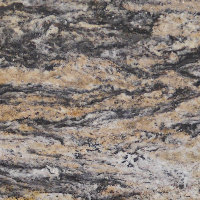 Sierra Blaze - Black, Gold | Arizona Countertops
